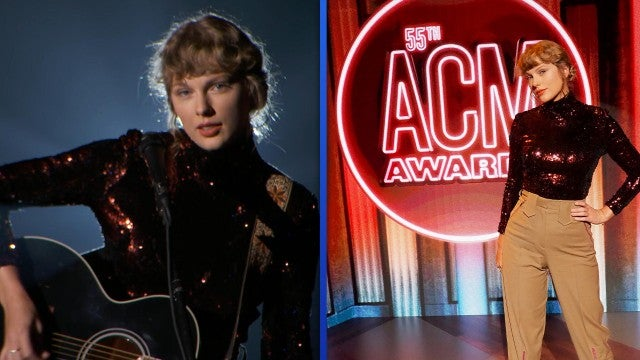 ACMs 2020: Taylor Swift Did Her Own Glam For World Premiere Performance of 'Betty'