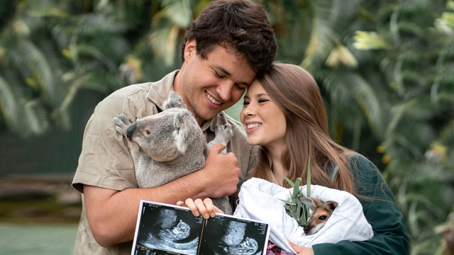 Bindi Irwin Gives Birth to Her First Child With Husband Chandler Powell
