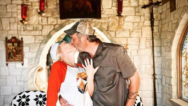 Blake Shelton and Gwen Stefani Are Engaged: See the Ring!