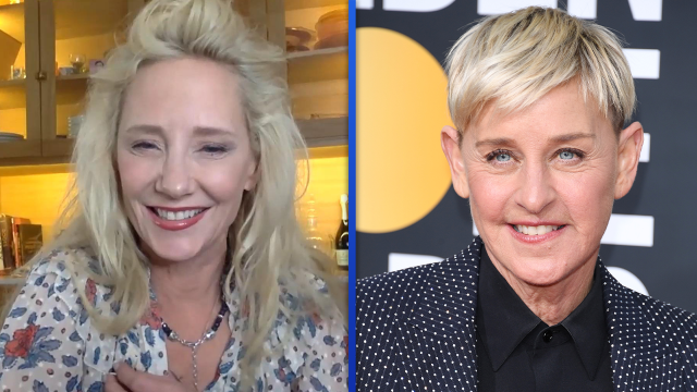 Anne Heche on Why It's Taken Her 20 Years to Open Up About Her Relationship With Ellen (Exclusive)