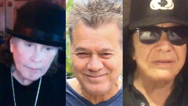 Gene Simmons and Ozzy Osbourne React to Death of Friend Eddie Van Halen (Exclusive)