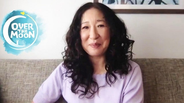 Sandra Oh Talks 'Grey's Anatomy' Binge Obsession and Viral 'Princess Diaries' TikTok