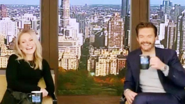 Ryan Seacrest and Kelly Ripa on Halloween 2020 and Ryan's 'Baby Fever'