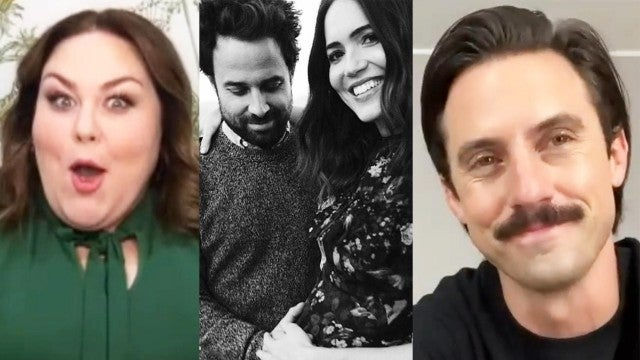 'This Is Us' Stars React to Mandy Moore's Pregnancy and How It's Being Worked Into the Show (Exclusive)