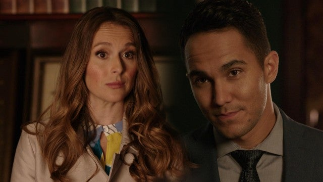 Carlos PenaVega Catches Wife Alexa Snooping Around in 'Picture Perfect Mysteries: Exit Stage Death'