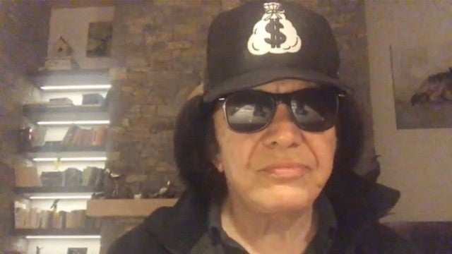 Gene Simmons on Eddie Van Halen's Death and Talking Him Out of Joining KISS (Exclusive)