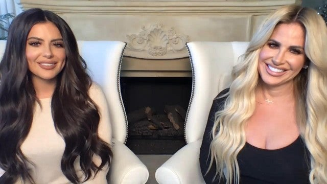 Kim Zolciak Biermann and Her Daughters Spend 'Thousands' a Day on Glam (Exclusive)