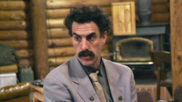 'Borat Subsequent Moviefilm' Trailer: Sacha Baron Cohen Returns for More Chaos