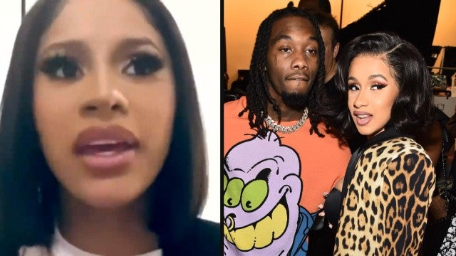 Cardi B Filed For Divorce to Teach Offset a Lesson