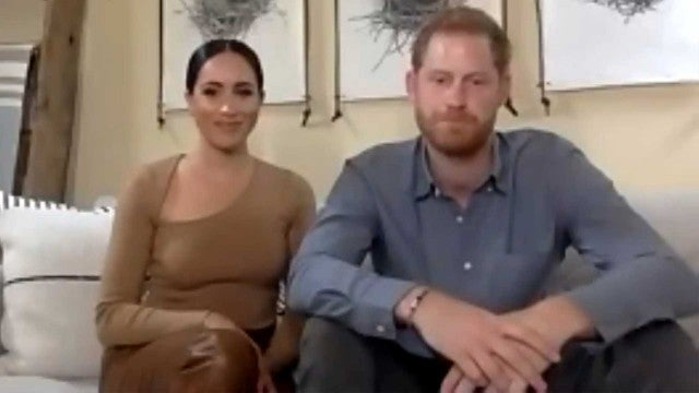 Prince Harry Says Meghan Markle Sparked 'Awakening' in Him
