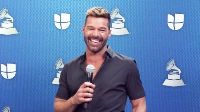 Ricky Martin Talks Latin GRAMMY Nominations and If He's Looking to Expand His Family (Exclusive)