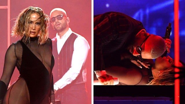 AMAs 2020: Jennifer Lopez and Maluma Heat Up AMAs Stage With 'Pa' Ti' and 'Lonely' Performance