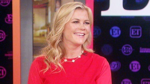 Alison Sweeney Celebrates 20 Years of Marriage With an ET Flashback (Exclusive)