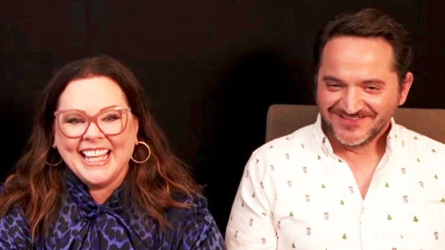 Ben Falcone on Watching Wife Melissa McCarthy Fall in Love With Another Guy in 'Superintelligence'