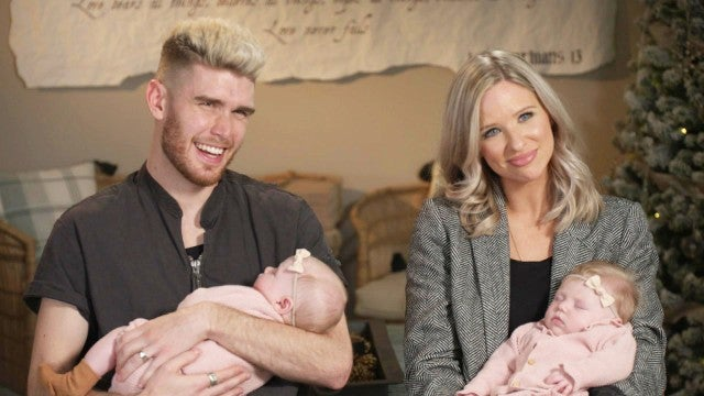 Colton Dixon and Wife Annie Share Details From Their 30-Hour Labor Complications (Exclusive)