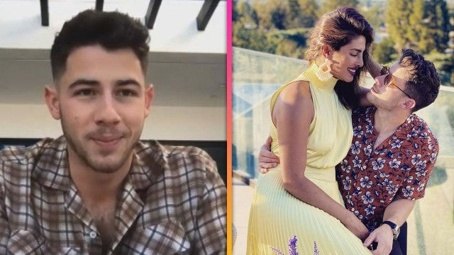 Nick Jonas Reveals He and Wife Priyanka Chopra Are Teaming Up For Future Projects (Exclusive)