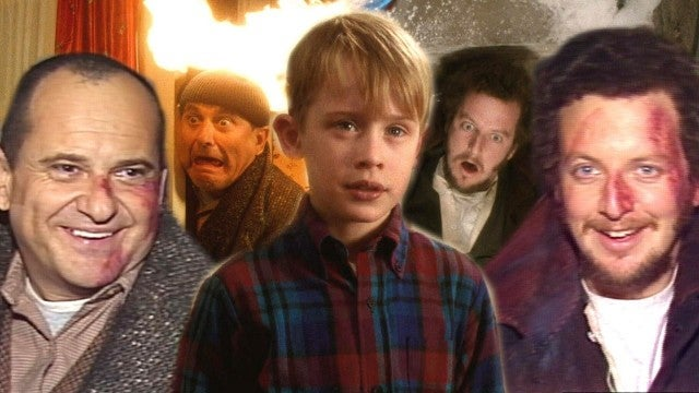 'Home Alone': On Set With Wet Bandits! | rETro