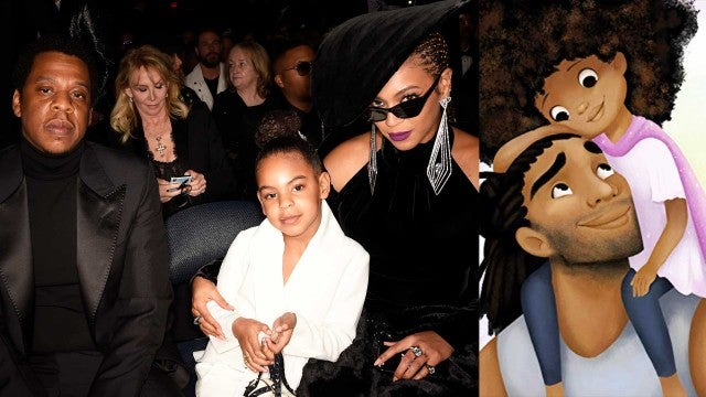 Blue Ivy Carter Narrates 'Hair Love' Audiobook - LISTEN!