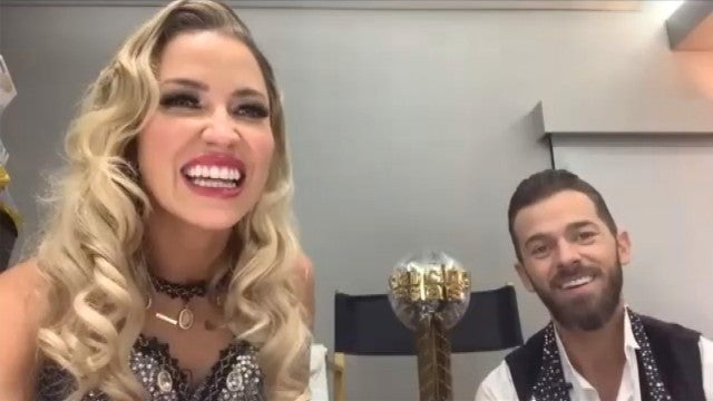 'DWTS': Kaitlyn Bristowe and Artem Chigvintsev Explain Why They Were 'So Emotional' After Winning (Exclusive)