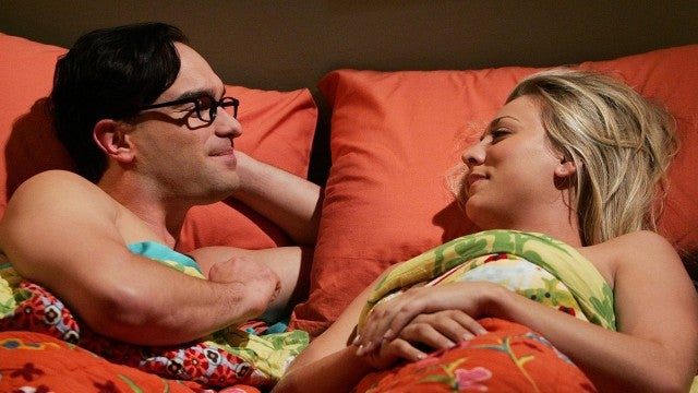 Kaley Cuoco Recalls Filming Sex Scenes on 'Big Bang Theory' With Ex Johnny Galecki