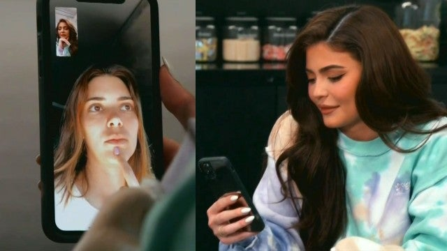 Watch Kylie and Kendall Jenner Speak for the First Time After Massive Fight