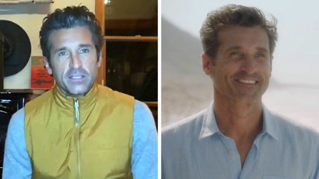 Watch Patrick Dempsey React to 'Moving' Response to His 'Grey's Anatomy' Return