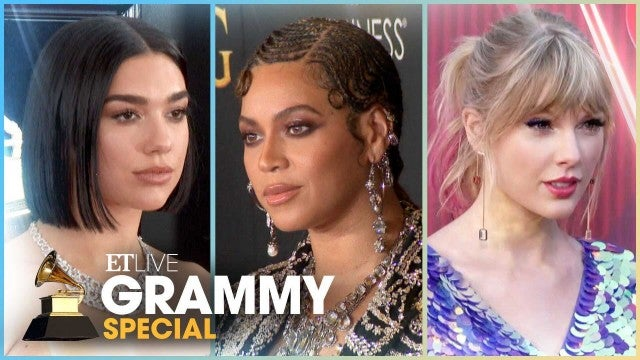 GRAMMY Nominations 2021: Beyonce, Taylor Swift and Dua Lipa Top the List