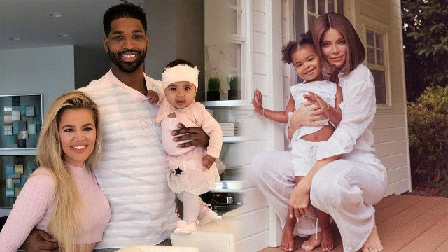 How Khloe Kardashian and Tristan Thompson Are Celebrating True's First Boston Christmas