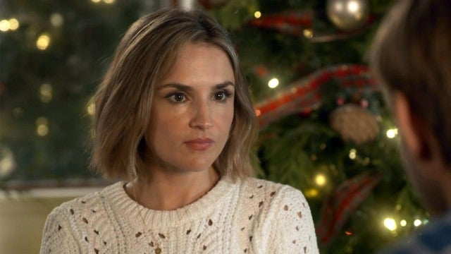Rachael Leigh Cook Stars in Hallmark Channel's 'Cross Country Christmas': First Look (Exclusive)