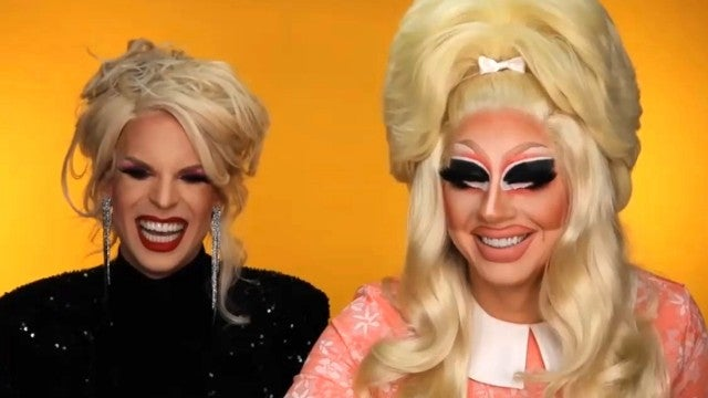 Trixie and Katya Share What Brought Them Joy in 2020 (Exclusive)