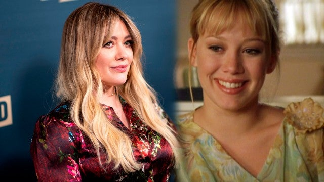 Hilary Duff Reveals Why 'Lizzie McGuire' Reboot Is Not Moving Forward