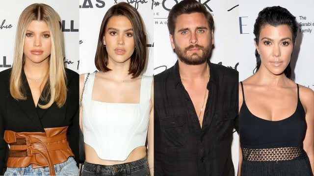 How Scott Disick's Exes Feel About Him DATING Amelia Hamlin (Source)