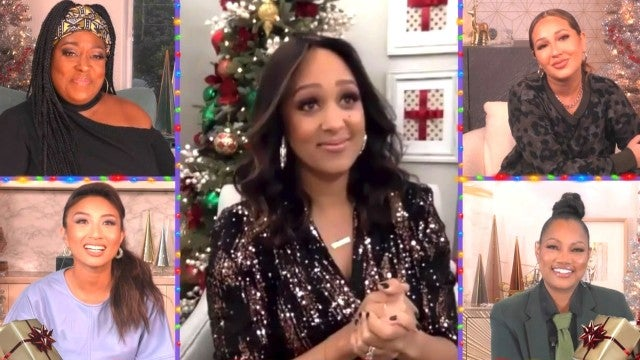 'The Real': Tamera Mowry-Housley Makes an Emotional Return