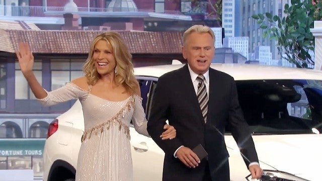 'Wheel of Fortune's Pat Sajak and Vanna White Reflect on Friend Alex Trebek's Death and Legacy