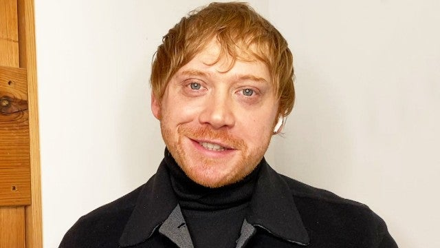 Rupert Grint Reacts to Beating Jennifer Aniston's Instagram Record (Exclusive)