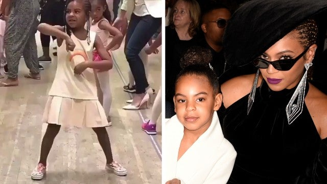 Watch Blue Ivy Carter Channel Beyonce and Slay on the Dance Floor!
