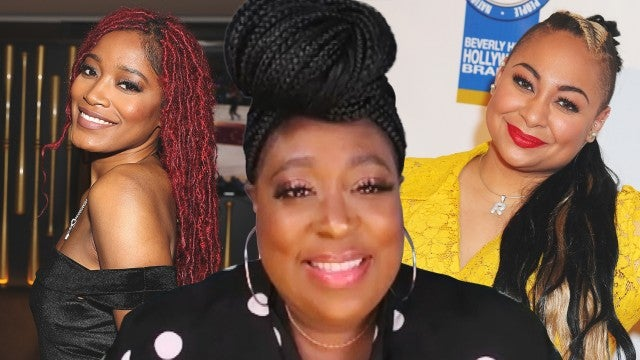 Why 'The Real's Loni Love Wants Keke Palmer and Raven-Symoné to Join as Co-Hosts (Exclusive)