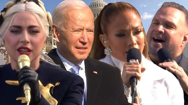 Inauguration 2021: Watch J.Lo and Lady Gaga's Patriotic Performances