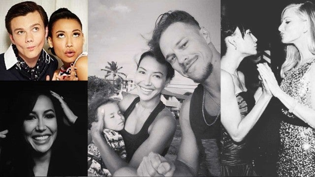 Naya Rivera's Family and 'Glee' Co-Stars Honored Her Birthday