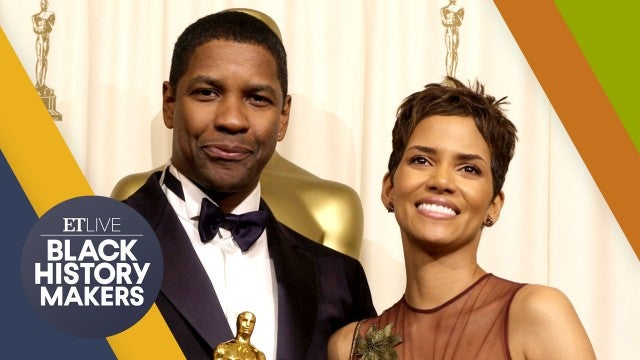 Remembering Denzel Washington and Halle Berry's Iconic Oscar Wins