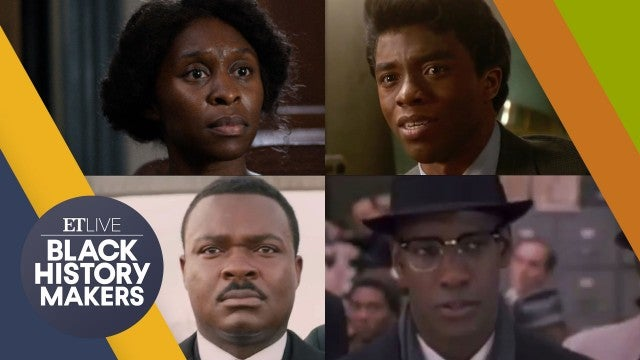Black Hollywood Stars Who Have Portrayed Black History Makers