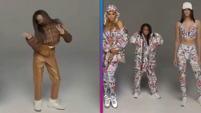 Blue Ivy Carter Models Alongside Beyoncé in Icy Park Ad, Insisted on Appearing in Campaign