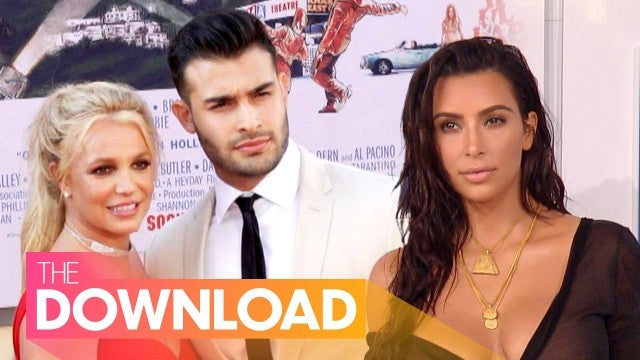 Why Britney Spears' BF Sam Asghari Hit His 'Breaking Point' & Kim Kardashian Defends North's Art