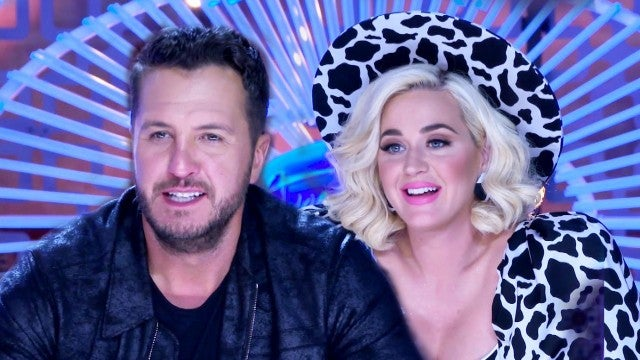 'American Idol' Judge Luke Bryan Begs to Babysit Katy Perry's New Daughter Daisy (Exclusive)