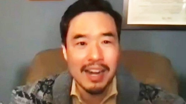 'WandaVision' Star Randall Park on How He Ended Up in the COVID-19 Vaccine Trial