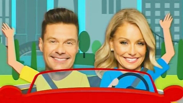 Kelly Ripa and Ryan Seacrest on How They'd Hold Up Together on a Real Road Trip (Exclusive)