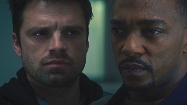 'The Falcon and the Winter Soldier' Trailer Drops During Super Bowl LV