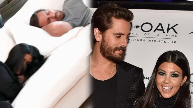 Kourtney Kardashian's Sisters Want Her to Get Back Together With Scott Disick