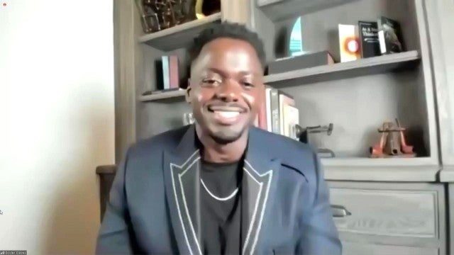 Golden Globes 2021: Daniel Kaluuya Reacts to Technical Mishaps