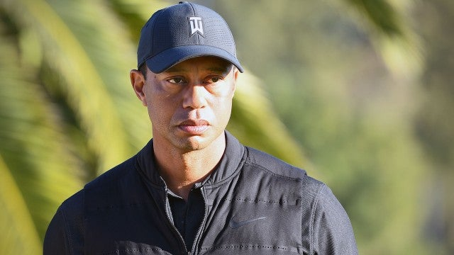 Tiger Woods Hospitalized Following Car Crash